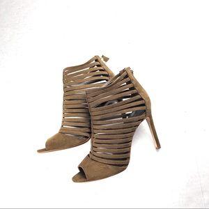 Zara Strappy Heel